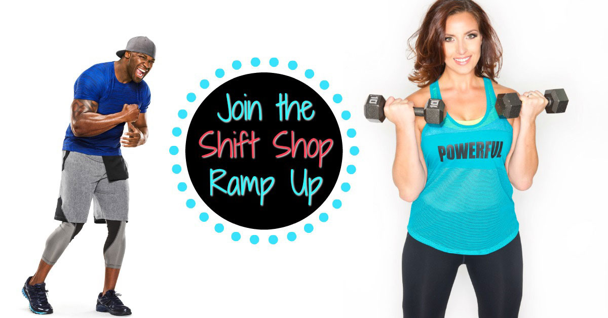 Join Beachbody Shift Shop Ramp Up