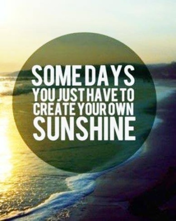 You have the choice of how your day goes.